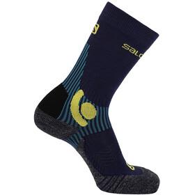 Salomon X Alp Sokken blauw